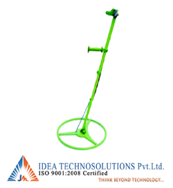 Deep Search Metal Detector RE P-72E